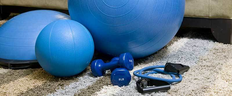 Build Your Own Gym - Home Fitness Equipment Guide
