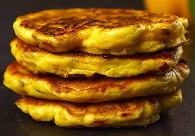 Pancakes - Fat Burning Food