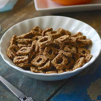 High Fiber Cereals - Low-Carb